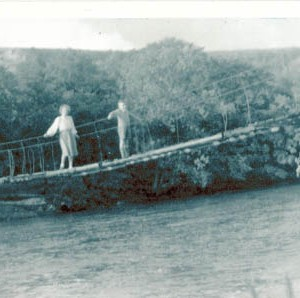 The Swing Bridge c. 1935