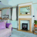 The ABI Ambleside cosy coal effect fire