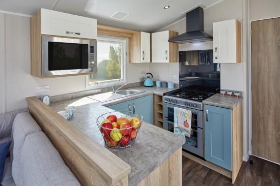 Kitchen, Willerby Sierra